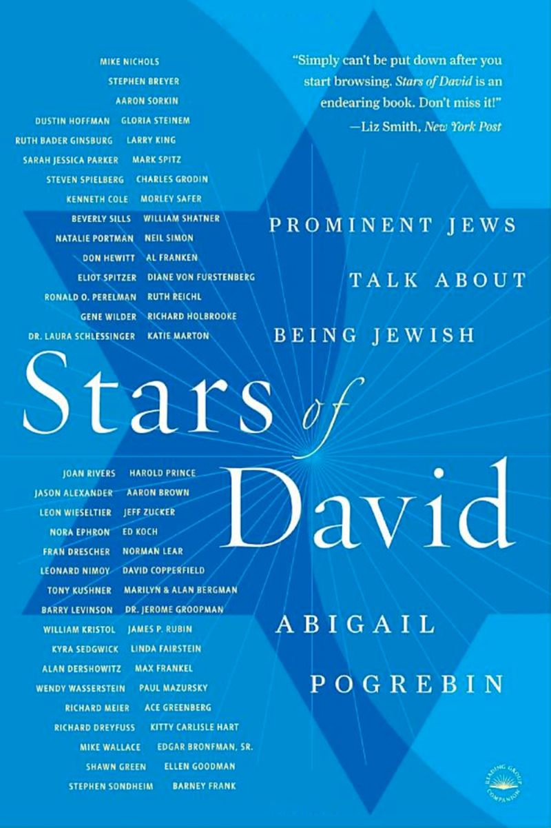 Cover of Stars of David by Abigail Pogrebin